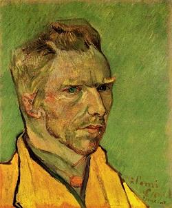 Ван Гог автопортрет Арль