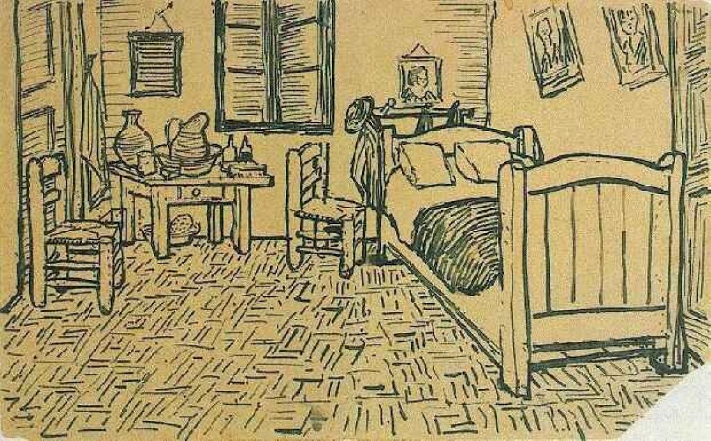 Schlafzimmer In Trkis